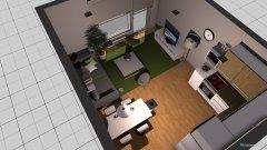Raumgestaltung Butas 3 in der Kategorie Wohnzimmer