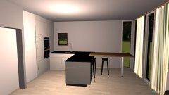 Raumgestaltung Byt CZ2 in der Kategorie Wohnzimmer