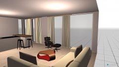 Raumgestaltung Byt CZ in der Kategorie Wohnzimmer
