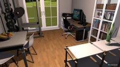 Raumgestaltung Campus2 in der Kategorie Wohnzimmer