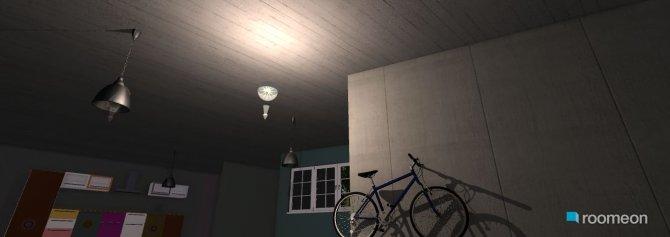Raumgestaltung car in a house in der Kategorie Wohnzimmer