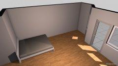 Raumgestaltung Carmen Wohnung in der Kategorie Wohnzimmer