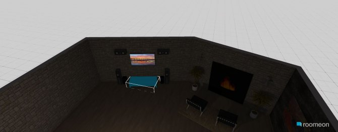 Raumgestaltung Carter's House Living 1 in der Kategorie Wohnzimmer
