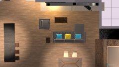 Raumgestaltung casa danvers alex in der Kategorie Wohnzimmer