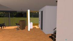 Raumgestaltung casa jaime 2 in der Kategorie Wohnzimmer