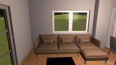 Raumgestaltung Casa_2 in der Kategorie Wohnzimmer