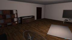 Raumgestaltung cccccccccc in der Kategorie Wohnzimmer