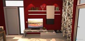 Raumgestaltung CG-W5 in der Kategorie Wohnzimmer
