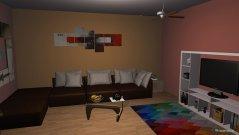 Raumgestaltung cheyennes lounge room in der Kategorie Wohnzimmer