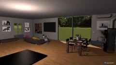 Raumgestaltung CHICKI MICKI in der Kategorie Wohnzimmer