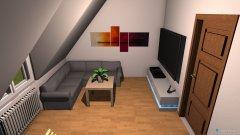 Raumgestaltung Chill-Lounge (2. Stockwerk) in der Kategorie Wohnzimmer