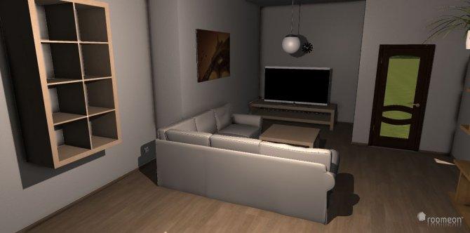 Raumgestaltung Chrissy in der Kategorie Wohnzimmer