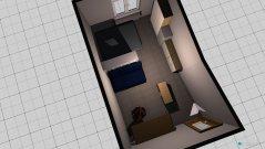 Raumgestaltung Christian_Zimmer in der Kategorie Wohnzimmer