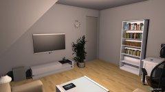 Raumgestaltung Christin in der Kategorie Wohnzimmer