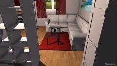 Raumgestaltung Christoph Larcher Version 2 in der Kategorie Wohnzimmer
