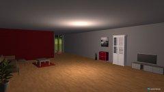 Raumgestaltung Christopher  in der Kategorie Wohnzimmer