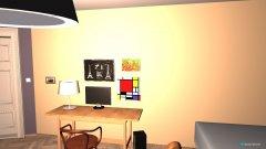 Raumgestaltung Claras Room in der Kategorie Wohnzimmer
