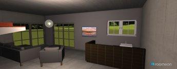 Raumgestaltung Club House à la Vierge in der Kategorie Wohnzimmer