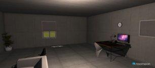 Raumgestaltung Conrads Wunschzimmer in der Kategorie Wohnzimmer