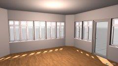 Raumgestaltung Conservatory in der Kategorie Wohnzimmer