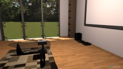 Raumgestaltung coool in der Kategorie Wohnzimmer