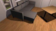 Raumgestaltung Couch gross in der Kategorie Wohnzimmer