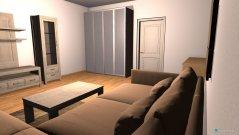 Raumgestaltung Couch links in der Kategorie Wohnzimmer