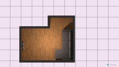 Raumgestaltung couch in der Kategorie Wohnzimmer