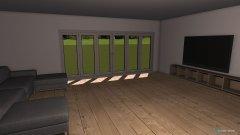 Raumgestaltung Dąberek in der Kategorie Wohnzimmer