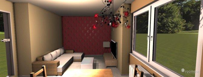 Raumgestaltung d1 in der Kategorie Wohnzimmer