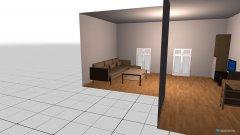 Raumgestaltung D4 in der Kategorie Wohnzimmer