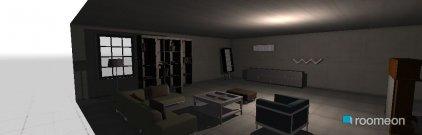 Raumgestaltung dace in der Kategorie Wohnzimmer