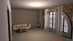 Raumgestaltung ^dach zimmer in der Kategorie Wohnzimmer