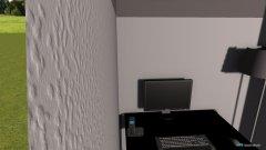 Raumgestaltung Dachboden 3  in der Kategorie Wohnzimmer