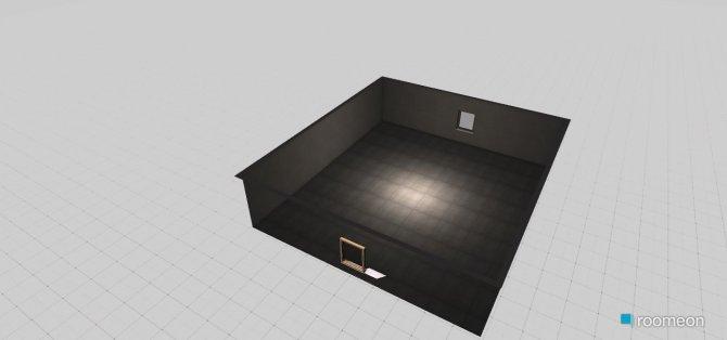 Raumgestaltung Dachboden in der Kategorie Wohnzimmer