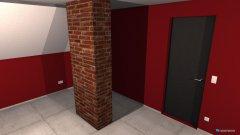 Raumgestaltung Dachgeschoss 2 in der Kategorie Wohnzimmer