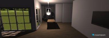 Raumgestaltung Dachgeschosswohnung Wenzel in der Kategorie Wohnzimmer