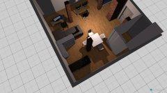 Raumgestaltung dachwohnung 1 in der Kategorie Wohnzimmer