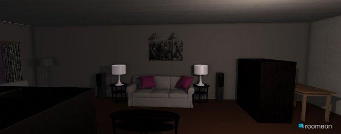 Raumgestaltung Dad's Place in der Kategorie Wohnzimmer