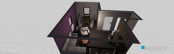 Raumgestaltung Dahlienstrasse in der Kategorie Wohnzimmer