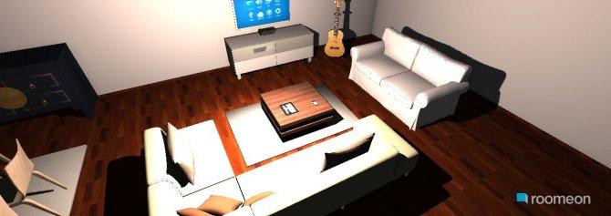 Raumgestaltung Dambia in der Kategorie Wohnzimmer