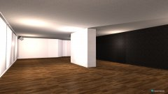 Raumgestaltung DanceComplex in der Kategorie Wohnzimmer