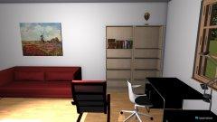 Raumgestaltung Dani_WoZi in der Kategorie Wohnzimmer