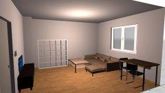 Raumgestaltung Daniel Möbel in der Kategorie Wohnzimmer