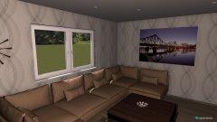Raumgestaltung Daniel u Alex Projekt in der Kategorie Wohnzimmer
