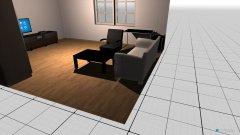 Raumgestaltung Danield wohnzimmer in der Kategorie Wohnzimmer