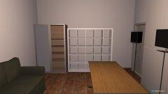 Raumgestaltung Daniels Neue Wohnung Alternative in der Kategorie Wohnzimmer