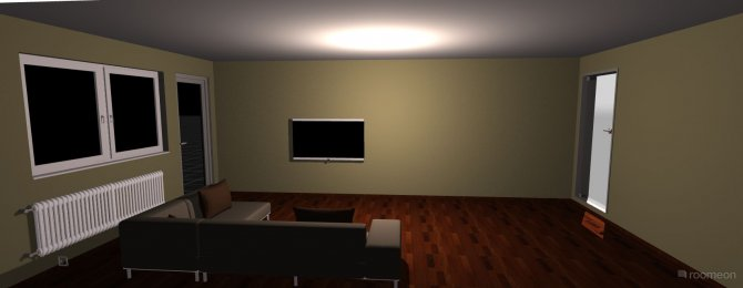 Raumgestaltung Danijel in der Kategorie Wohnzimmer