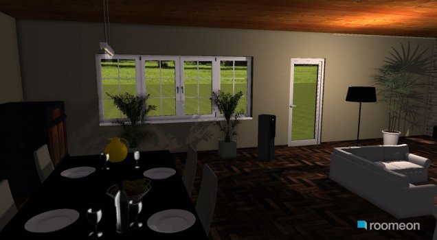 Raumgestaltung Dari in der Kategorie Wohnzimmer