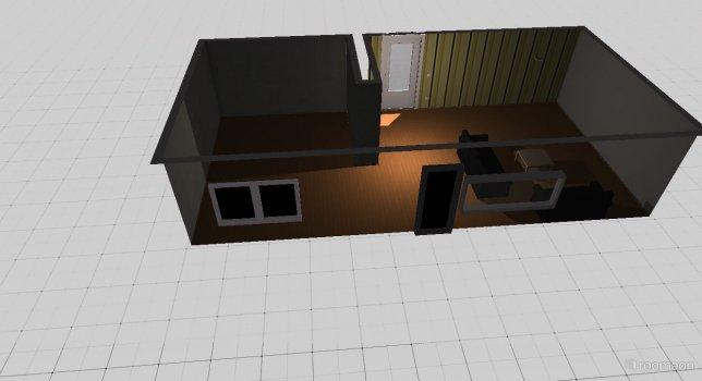 Raumgestaltung dartkommissar in der Kategorie Wohnzimmer